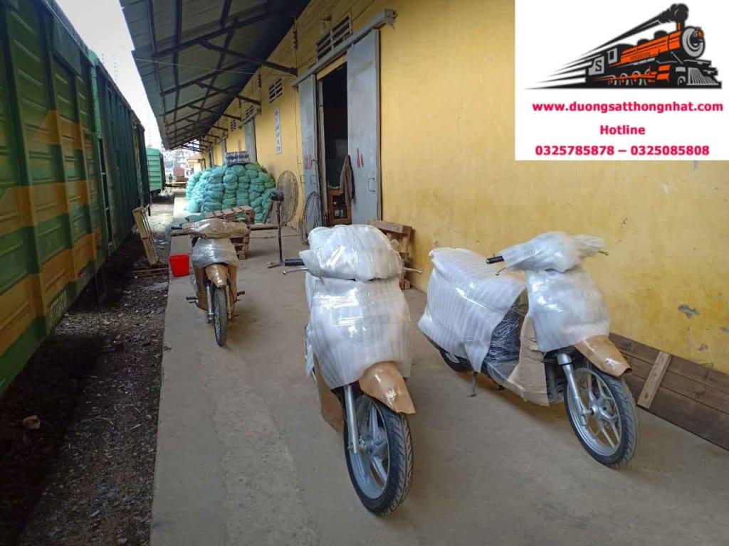 Một số kinh nghiệm gửi xe máy tuyến Hà Nội - Hải Phòng
