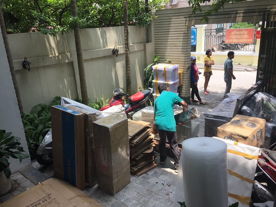 Vận chuyển hàng từ Sài Gòn đi ra Lai Châu giá rẻ, an toàn