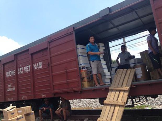 Tại sao vận chuyển hàng hóa bằng tàu hỏa vẫn được rất nhiều người lựa chọn?