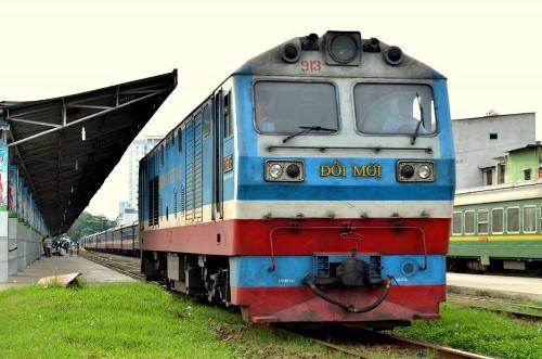 Đơn vị vận chuyển máy móc thiết bị gia dụng bằng tàu hỏa